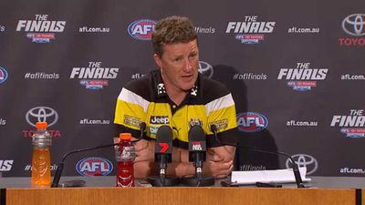 AFL finals: Richmond Tigers claim underdog tag ahead of grand final against Adelaide Crows