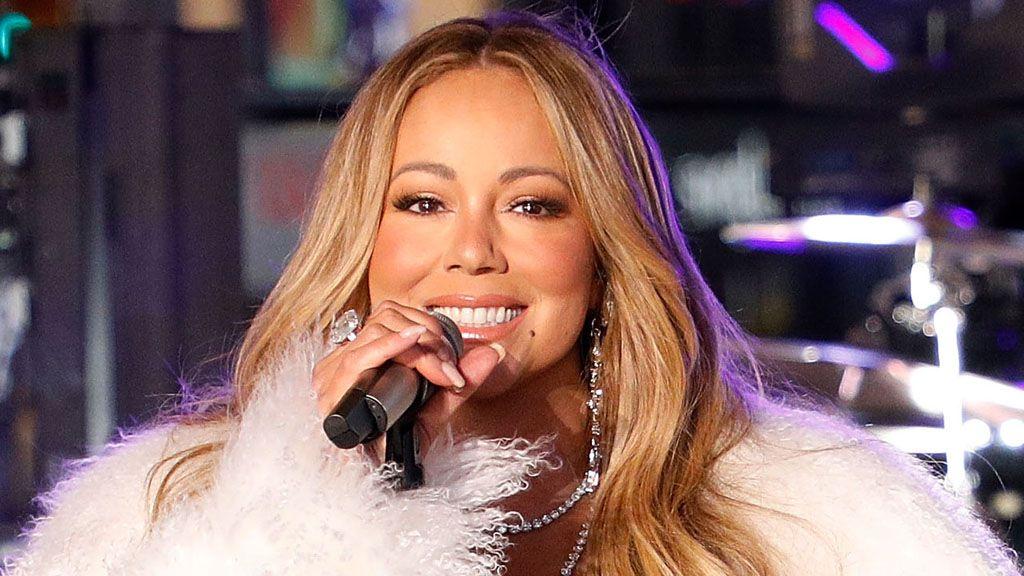Mariah launches new 'tea' shirt line