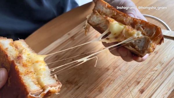Top Sydney chef reveals secret to perfect cheese toastie