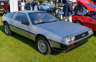 DeLorean performance