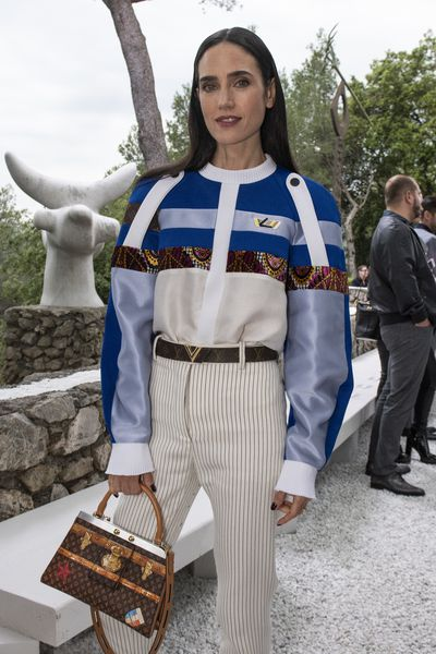 Actress Jennifer Connelly at Louis Vuitton Cruise '19