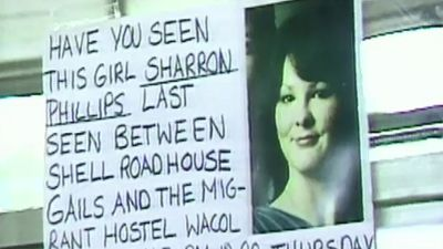 Ms Phillips was last seen about 11pm on May 8, 1986, at a telephone box near the Wacol railway station, after her car ran out of petrol on Ipswich Road.