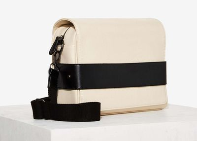 "<a href=""http://www.nastygal.com/sale-accessories/nila-anthony-you-better-work-messenger-bag "" target=""_blank"">Nila Anthony You Better Work Messenger Bag, $61</a>"