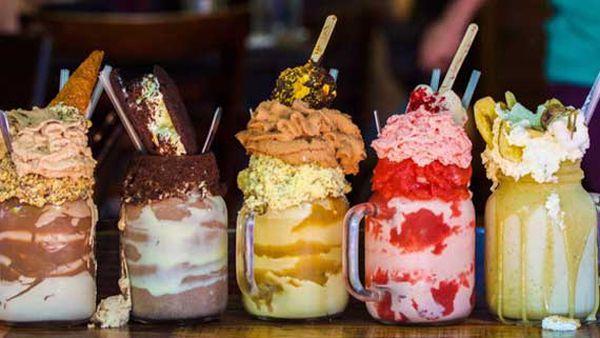 The rise of the freakshake: Australia's mega milkshake mania