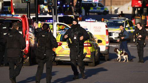 London Bridge incident people evacuated 3