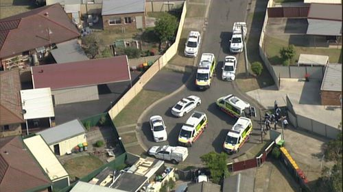 Two people dead in neighbourhood dispute in Sydney's south-west