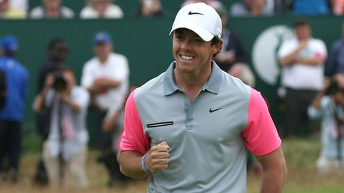 McIlroy wins British Open after close finish