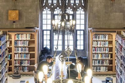 <strong>Emmanuel College Library, Toronto</strong>