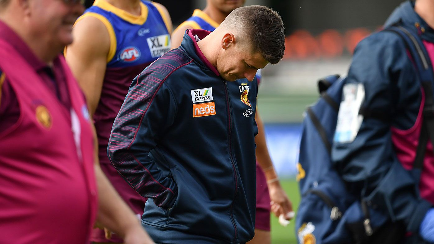 Dayne Zorko injury sours Lions win as Crows continue woeful run of form