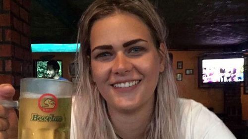 Bethan Roper died when she hit a tree branch on a train.