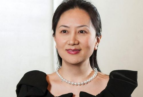 Meng Wanzhou is reportedly suspected of trying to evade U.S. trade curbs on Iran