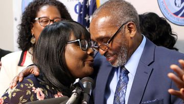Clifford Williams was wrongly imprisoned for 43 years.