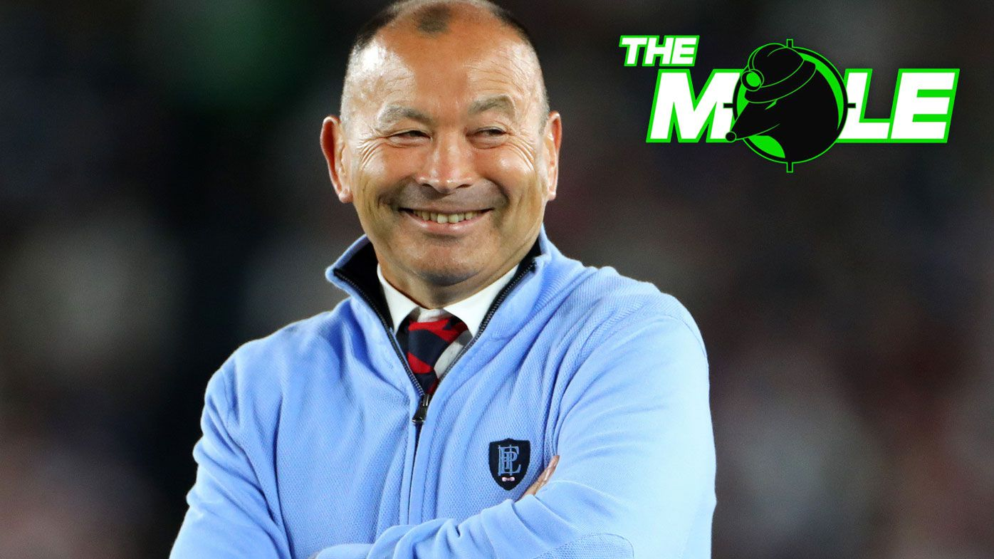 EXCLUSIVE: Struggling Bulldogs consider move for England rugby coach Eddie Jones