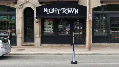 Nighttown restaurant, Ohio