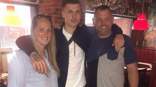 Sharon Kendall and Steven Isaacs lost their 18-year-old son, Jason Isaacs, in November 2017 after he was stabbed on a street in West London.