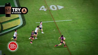 MUST WATCH: Man Shake try of the Year NRL Round 11