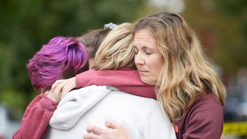 """Pennsylvania Governor Tom Wolf called the shooting an """"absolute tragedy""""."""