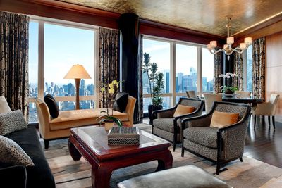 <strong>10. Suite 5000, Mandarin Oriental New York, New York</strong>