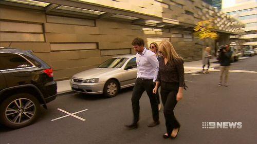 McGrath refused to speak when she left court after the verdict.