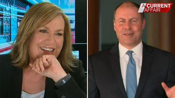 Treasurer Frydenberg explains government's new 'job keeper' package