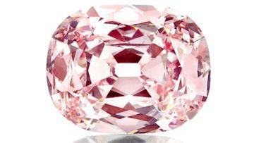 Legal battle over $58 million pink diamond