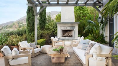 How to style your outdoor area for entertaining