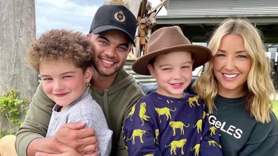 Guy Sebastian and his wife Jules Sebastian were married in 2008 and are parents to two boys.
