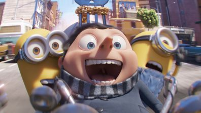 Biggest movies, 2021, Minions: The Rise of Gru