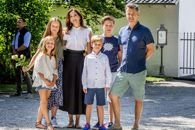 Danish royal family, Gråsten