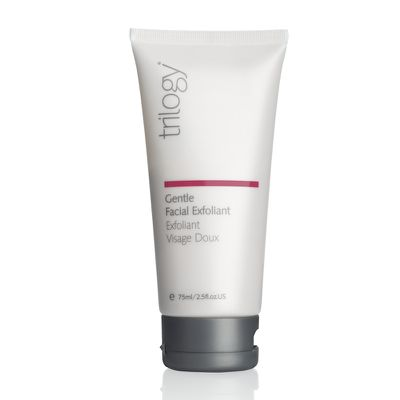 <p>The arrival of winter requires a new skincare regime to see you through the cooler months. This gentle facial exfoliant is the perfect cleanser to scrub away all your dead skin cells and leave you with a soft and radiant complexion.</p> <p>Trilogy Gentle Facial Exfoliant 75ml, $38.95</p>