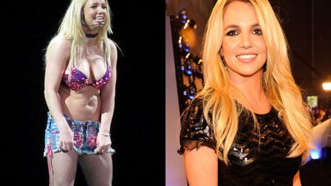 Britney Spears talks about her daily struggle to stay in shape