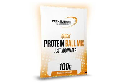 Bulk Nutrients quick protein ball mix