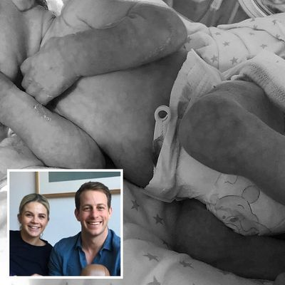 Emma Freedman shares emotional post about giving birth to son six weeks early