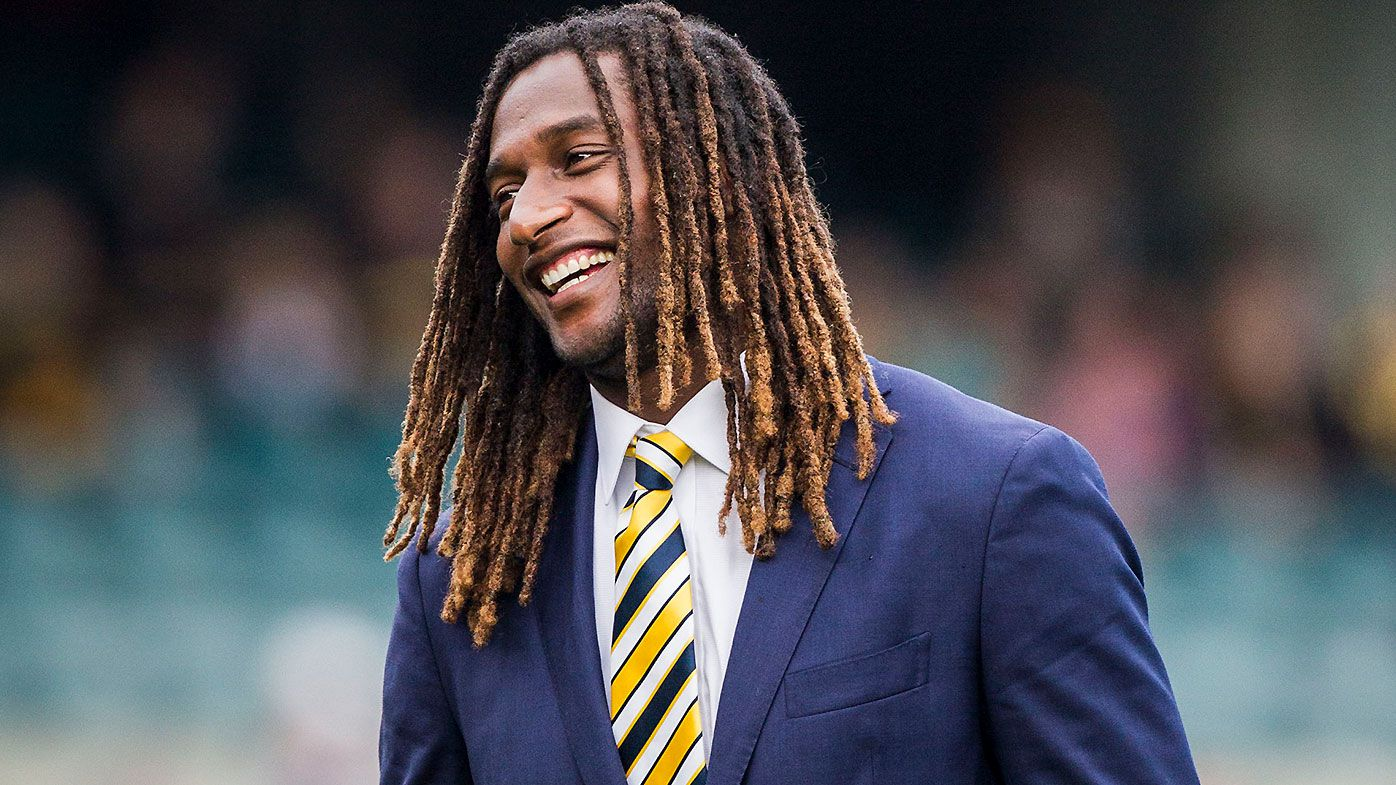 Nic Naitanui signs new three-year contract with West Coast Eagles