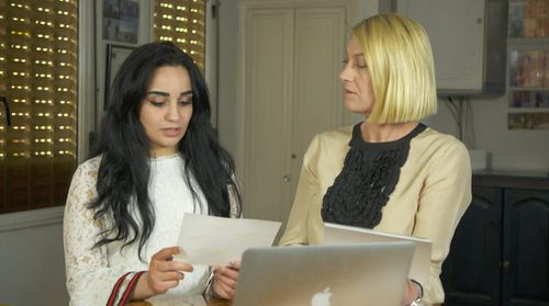 This Sunday on 60 Minutes, Islam shares her unimaginable story with reporter Tara Brown.
