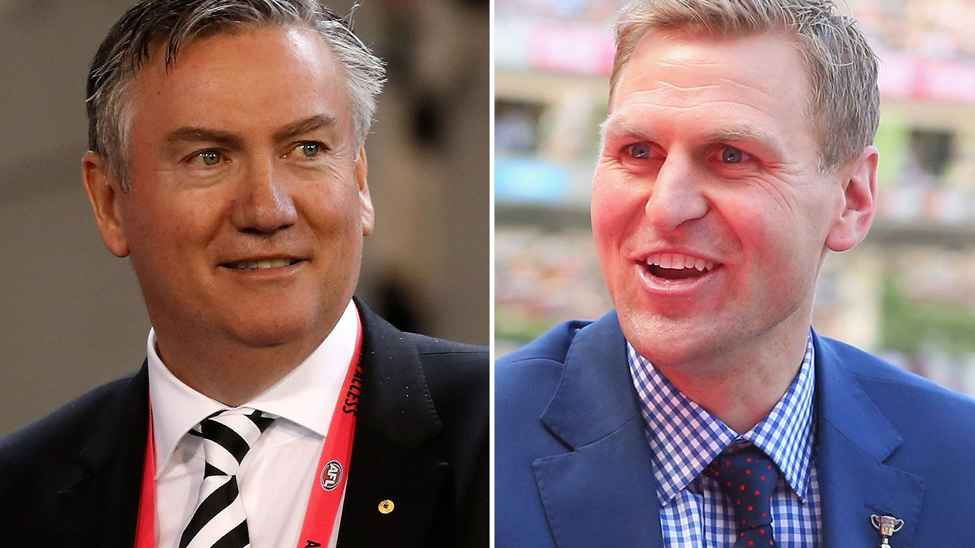 McGuire reveals cheeky text to Cornes after 'making up the numbers' sledge