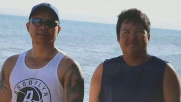 Friends Richard Catbagan, and Denny Jade Caballa both drowned in the tragedy.
