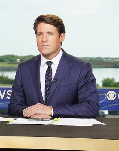 Tony Dokoupil is a co-host on CBS This Morning.