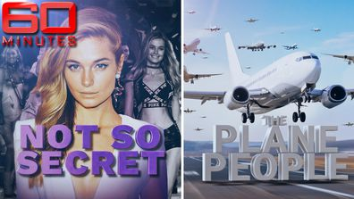 Not So Secret, Point of Order, The Plane People