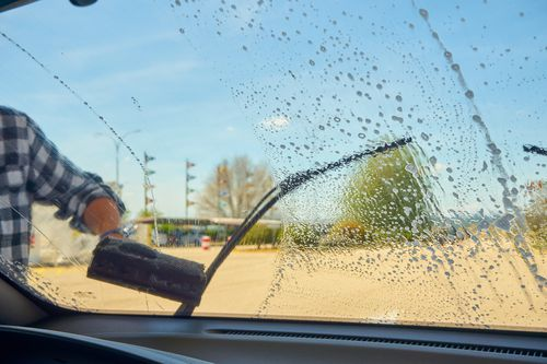 A Perth man has been fined $50 by police for giving a windscreen washer $1.50.