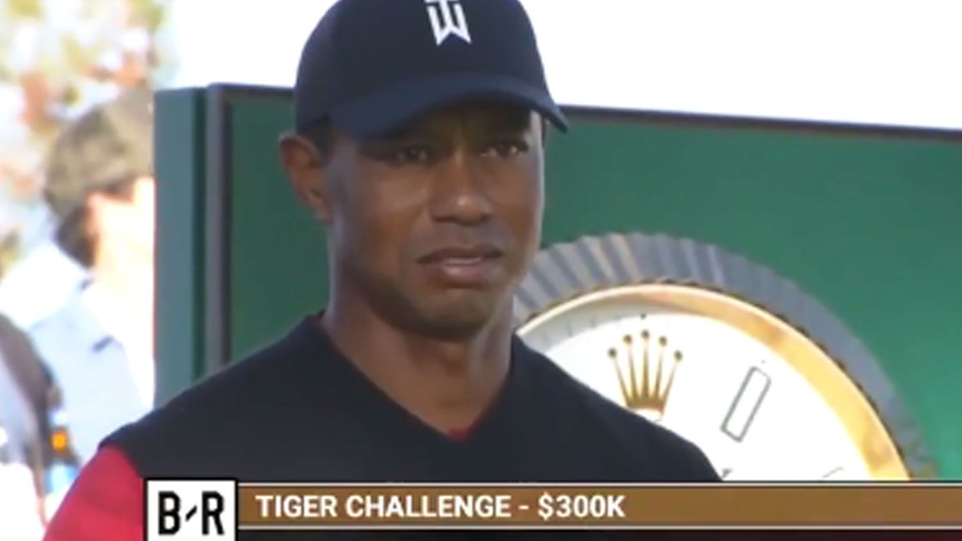 Phil Mickelson defeats Tiger Woods in 'The Match'