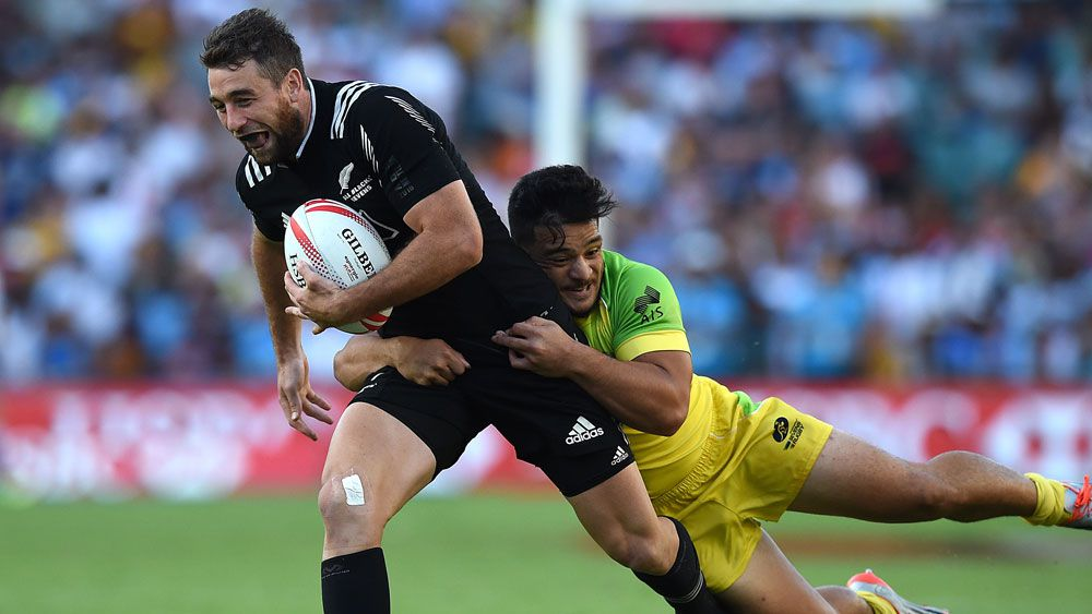 NZ steal Sydney 7s final win from Aussies