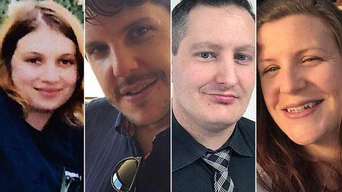Cindy Low, Luke Dorsett, Roozi Araghu and Kate Goodchild were killed when the ride malfunctioned.