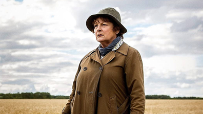 Detective Vera is back.