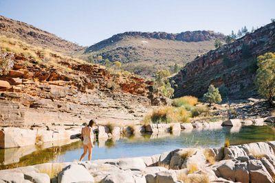 Blinman Pools, Flinders Ranges, SA
