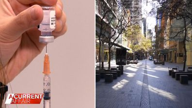 Vaccine roadmap out of lockdown has businesses divided.