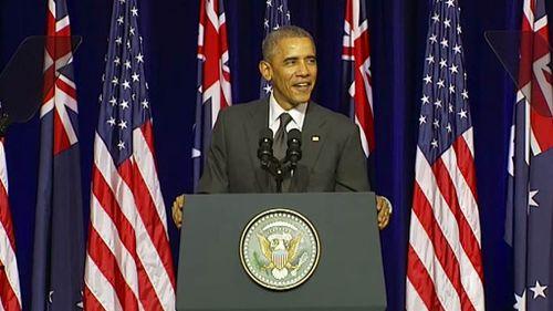 Obama climate speech 'unnecessary': Robb