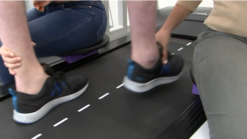 New stimulation therapy could help spinal cord patients walk again