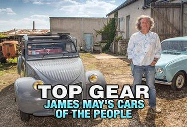 Top Gear: James May's Cars of the People