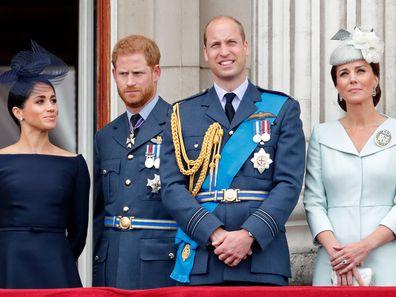 The royal fab four